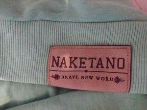 Naketano Hoodie Pullover grün S