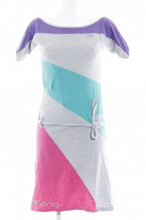 Naketano Jerseykleid Colourblocking Casual-Look