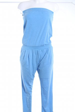 Naketano Jumpsuit kornblumenblau Casual-Look