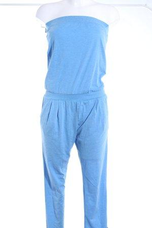 Naketano Tuta blu fiordaliso stile casual
