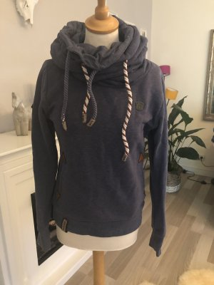 Naketano Hooded Sweater multicolored