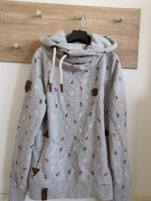 Naketano Kapuzensweatshirt L neu mit Etikett