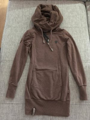 Naketano Long Sweater light brown-brown
