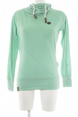 Naketano Longsleeve mint Casual-Look