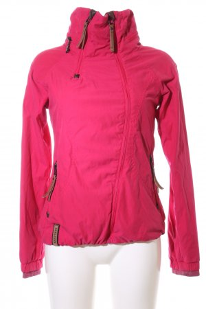 Naketano Outdoorjacke pink Casual-Look