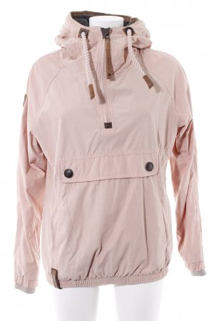 Naketano Outdoorjacke altrosa Casual-Look