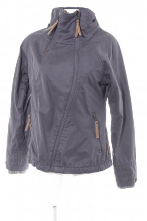 Naketano Outdoor Jacket dark blue casual look