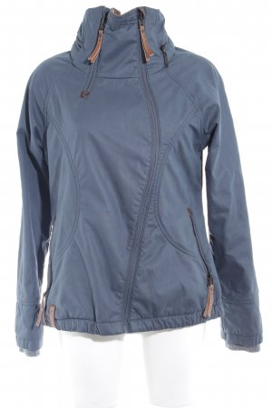 Naketano Outdoor Jacket slate-gray casual look