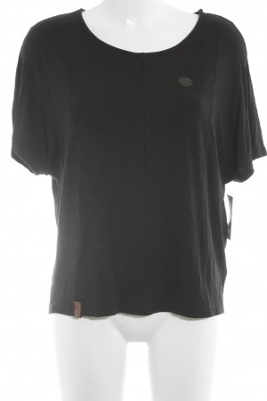 Naketano Oversized Shirt schwarz Casual-Look