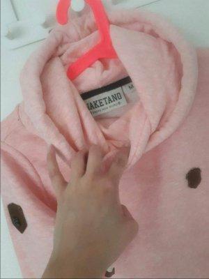 Naketano pulli in rosa