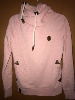 Naketano Sweater roze-lichtroze