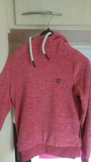 Naketano Pullover pink gr.M