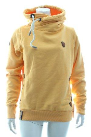 Naketano Rollkragenpullover mehrfarbig sportlicher Stil