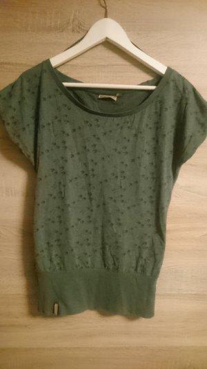 Naketano Shirt mit Schwalbenprint