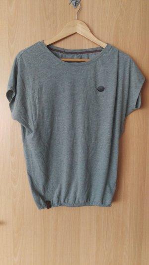Naketano Camicia verde-grigio
