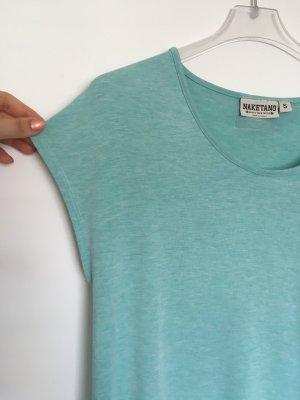 Naketano Shirt Türkis S/M