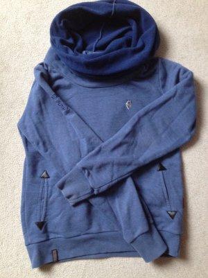 Naketano Suéter azul aciano Algodón