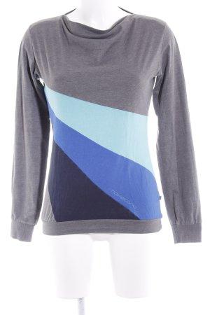 Naketano Sweatshirt mehrfarbig Casual-Look