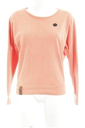 Naketano Sweatshirt orange Casual-Look