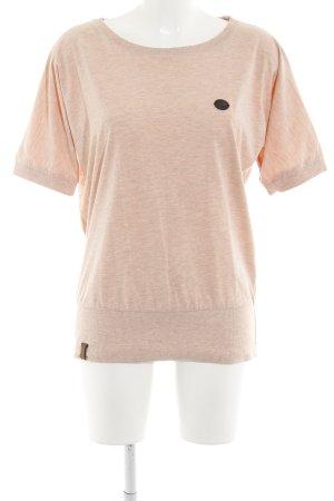 Naketano T-Shirt altrosa Casual-Look