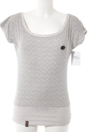 Naketano T-Shirt Herzmuster Casual-Look