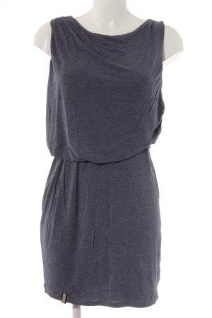 Naketano Trägerkleid grauviolett Casual-Look