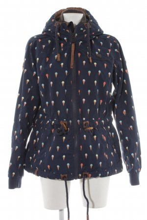 Naketano Wickeljacke Mustermix Casual-Look