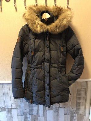 Naketano Winter Jacket slate-gray