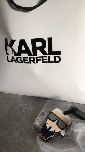 Namensschild Baggage Tags Luggage Tags Neu Karl Lagerfeld