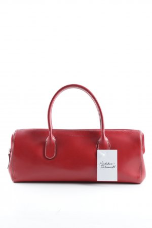 Nannini Carry Bag red casual look