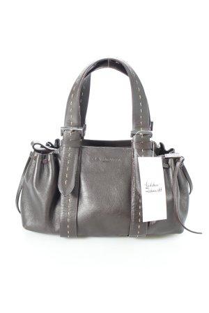Nannini Mini Bag black brown athletic style