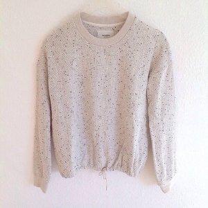 Nanushka Designer Luxus Pullover Sweatshirt Sweater Nude Yoga MyTheresa Jades M
