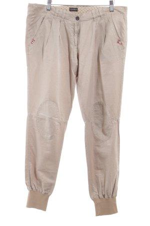 Napapijri Baggy Pants beige-camel Maskulin-Look