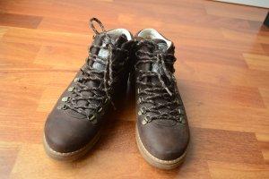 Napapijri Damen Schuhe Ankle Boots, dunkel Braun, Gr. 37