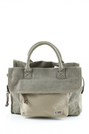 Napapijri Carry Bag green grey casual look