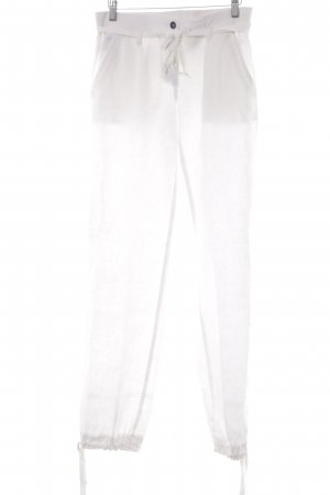 Napapijri Linen Pants white casual look