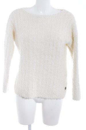 Napapijri Norwegian Sweater natural white-cream fluffy