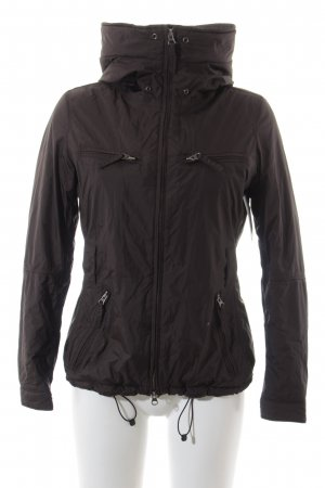 Napapijri Outdoorjacke dunkelbraun Casual-Look