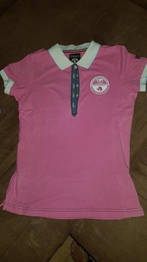 Napapijri Polo shirt wolwit-roze