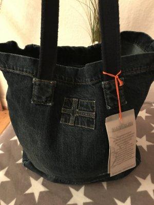 Napapijri Shopper Jeans /Denim neu mit Etikett 90€