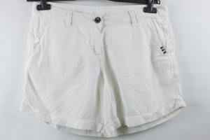 Napapijri Shorts Gr. 34/XS (ital.40) weiß