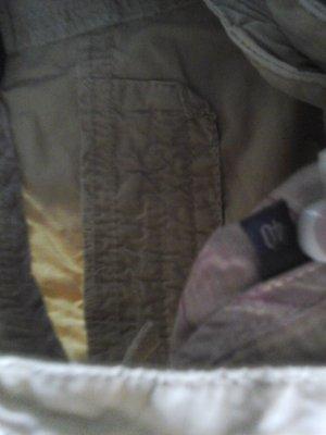 napapijri shorts gr. xs beige neu