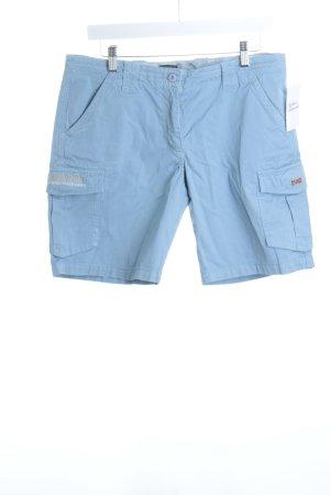 Napapijri Shorts himmelblau Casual-Look