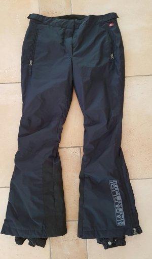 Napapijri Pantalon de ski bleu foncé polyester