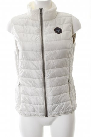 Napapijri Quilted Gilet white casual look