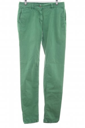 Napapijri Straight-Leg Jeans grün Casual-Look