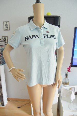 Napapijri Stretch Polo shirt gr.m damen