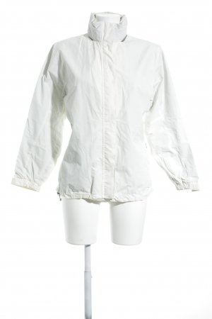 Napapijri Übergangsjacke weiß sportlicher Stil