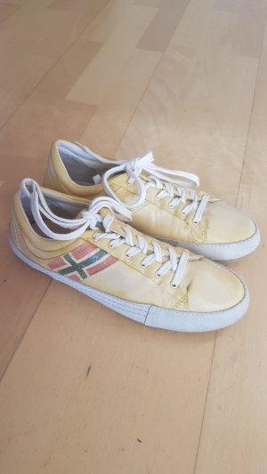 NAPAPIJRI Vintage-Ledersneakers