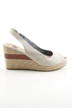 Napapijri Wedge Sandals multicolored casual look
